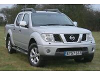 Nissan Navara 2.5dCi Double Cab Pickup Outlaw