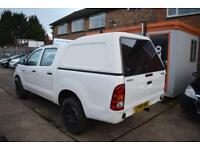 2008 Toyota Hilux 2.5 Double Cab HL2 Diesel Manual 4x4 IDEAL FOR EXPORT