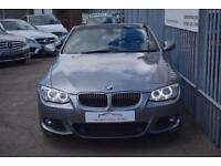 2012 BMW 3 Series 330 Convertible 3.0d 245 M Sport St6 Diesel grey Automatic