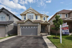 Detached 4 bedroom House available for Rent $2300