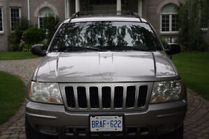 2001 Grand Jeep Cherokee Other SUV, Crossover