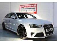 Audi RS4 Avant 4.2 FSI V8 450Bhp S Tronic quattro - LOW RATE PCP £499 P/M