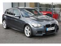 2013 BMW 1 Series 2.0 125d M Sport Sports Hatch 3dr (start/stop)