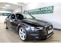 Audi A4 S Line 2.0 TFSI 211 Quattro [4X AUDI SERVICES, SAT NAV and LEATHER]