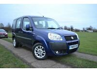 2009 Fiat Doblo 1.4 8v Dynamic Wheel Chair Accessible Vehicle