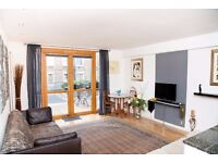Festival Let - Spacious one bedroom flat in modern development with terrace & parking