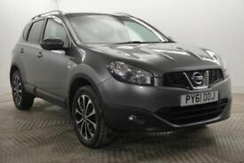 2011 Nissan Qashqai N-TEC PLUS Petrol grey Manual
