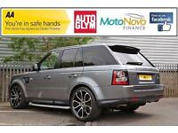 2011 Land Rover Range Rover Sport 3.0 SD V6 HSE (Luxury Pack) Station Wagon 4X4