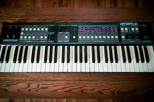 Sequential Circuits Multi-Trak Synth