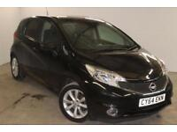 2015 NISSAN NOTE 1.2 DiG-S Tekna 5dr Auto