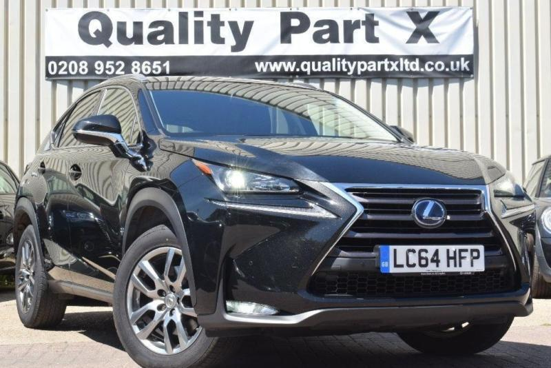 2014 lexus nx 300h 2 5 luxury convenience pack e cvt 4wd 5dr sunroof in stanmore london