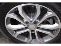 Mercedes C220 D SPORT-SAT NAV-REVERSE CAMERA
