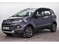 2016 Ford EcoSport TITANIUM TDCI Diesel grey Manual