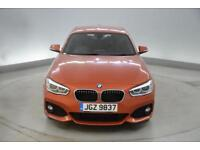 BMW 1 Series 118i [1.5] M Sport 3dr [Nav]