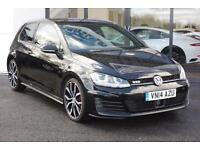 2014 Volkswagen Golf 2.0 TDI BlueMotion Tech GTD Hatchback 3dr
