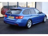 2013 BMW 3 Series 2.0 318d M Sport Touring 5dr (start/stop)