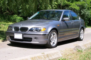 2005 BMW 330i M Executive (Sport) Package