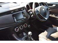 2014 Alfa Romeo Giulietta 1.4 TB MultiAir Sportiva Nav 5dr Petrol black Manual