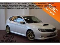 08 Subaru Impreza 2.5 WRX-XENONS-LOW MILES-FULL SERVICE HISTORY-STUNNING CAR!!!