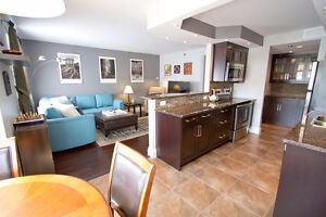 Stylish 2 Bedroom Condo in Halifax! Low condo fees!
