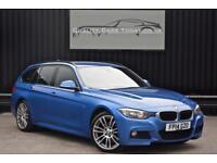 2014 BMW 330d xDrive M Sport Touring Estate Diesel *Pro Nav + 19s + VAT Q*