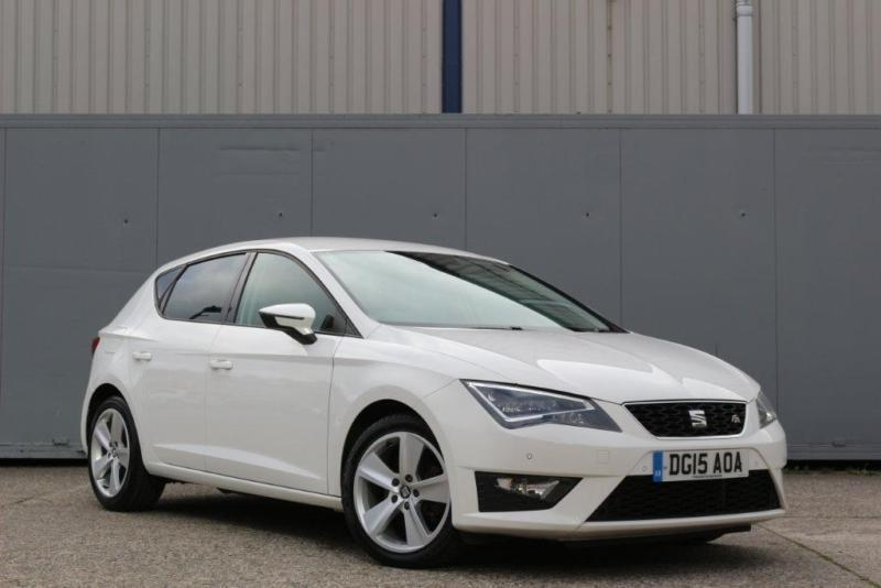 2015 Seat Leon 2 0 Tdi Fr Tech Pack Dsg S S 5dr In Keighley