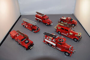 Matchbox Collectible Fire Trucks