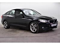 2013 BMW 3 Series 320D SPORT GRAN TURISMO Diesel black Automatic