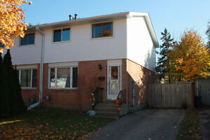 Warm Newly Renovated Semi-Detached Townhouse for Rent