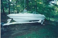 Excellent condition Sea Ray Bow Rider