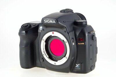 Sigma  SD14, digitale Spiegelreflexkamera, 14 Megapixel guter Zustand #20MP0036A