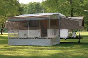 TENT TRAILER - SCREEN HOUSE - BRAND NEW