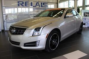 Cadillac ATS AWD , PERFORMANCE 2013