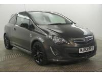 2013 Vauxhall Corsa LIMITED EDITION Petrol grey Manual