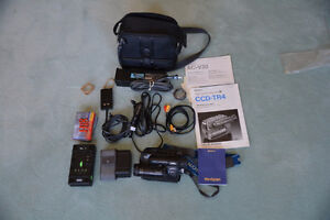Sony Video 8 Camcorder