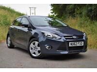 2012 Ford Focus 1.6TDCi (115ps) Econetic Zetec Grey 57k miles £20 Road Tax 70mpg