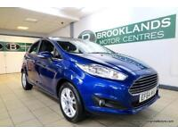 Ford Fiesta Zetec 1.25 82PS [2X FORD SERVICES and ?30 ROAD TAX]