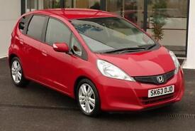 2013 Honda Jazz 1.4 i-VTEC ES Plus 5dr