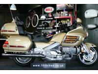 2011/11 HONDA GL1800 GOLDWING EXTRAS 32,000 MILES