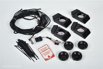 Jerr Dan Rail Light warring kit. Whelen LED  for Carriers Tow trucks
