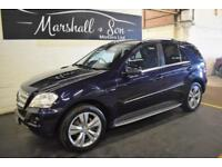 2011 60 MERCEDES-BENZ M CLASS 3.0 ML350 CDI BLUEEFFICIENCY SPORT 5D AUTO 231 BHP