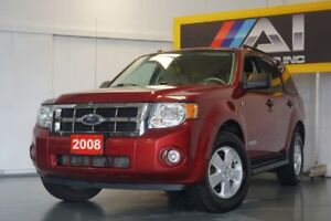 2008 Ford Escape XLT V6 FWD Alloy  Mint Condition !!