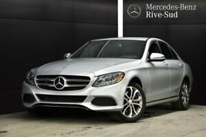 2017 Mercedes-Benz C300 4MATIC Sedan