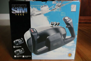 CH Flight Sim Yoke (usb)