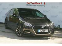2018 Hyundai i40 1.7 CRDi SE Nav Blue Drive 141ps 4 door Saloon