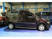 Vw Caddy Auto wheelchair passenger upfront car vehicle Automatic transfer