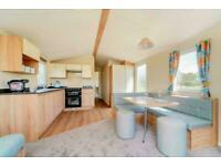 Perfect starter caravan for sale near Pitlochry in Perthshire