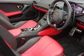 2016 Lamborghini Huracan 5.2 LP 610-4 Spyder Auto Seq 4WD 2dr
