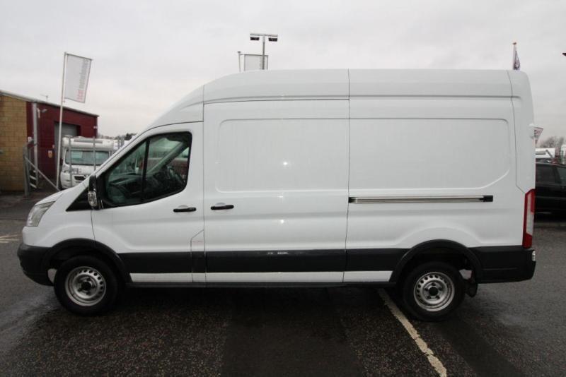 Ford Transit FORD TRANSIT 350 H/R P/V COMMERCIAL VAN