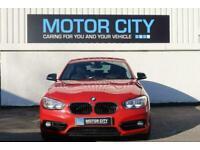 2016 BMW 1 Series 120D SPORT Hatchback Diesel Manual